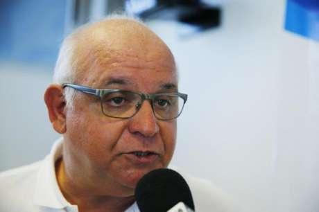 Romildo Bolzan é presidente do Grêmio (Foto: Félix Zucco /Agencia RBS)
