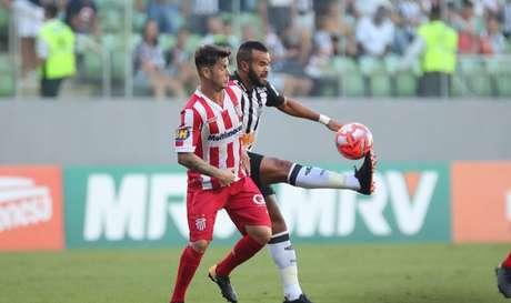 O Villa é um clube centenário de Minas Gerais, tendo a mesma idade do Atlético-MG. Ambos foram fundados em 1908-(Divulgação Twittter Atlético MG)