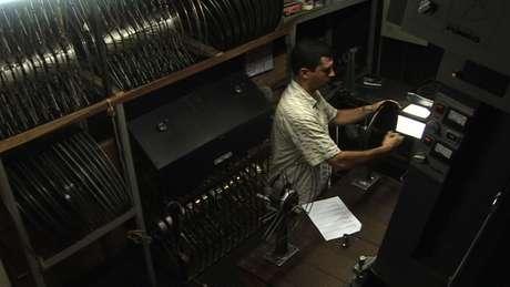 """""""O Homem da Cabine"""" é um dos documentários disponíveis para o público na mostra virtual."""