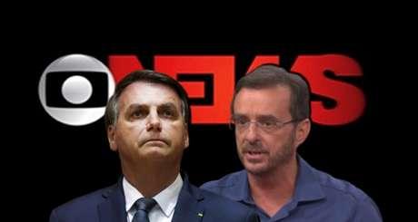 Jair Bolsonaro virou alvo da artilharia verbal de Octavio Guedes