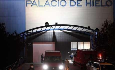 Pista de gelo em Madri deve ser usada como um necrotério temporário para as vítimas do vírus