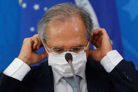 Ministro da Economia, Paulo Guedes 18/03/2020 REUTERS/Adriano Machado