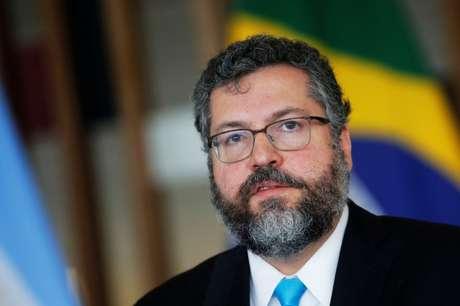Chanceler Ernesto Araújo 12/02/2020 REUTERS/Adriano Machado