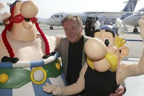 A série da história em quadrinhos do 'Asterix' vendeu 380 milhões de cópias