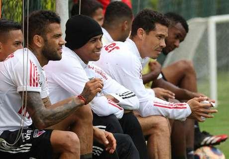 Pagamentos aos jogadores do São Paulo não sofreram modificações até o momento - FOTO: Rubens Chiri