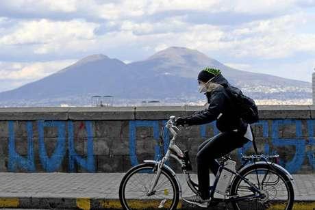 Todos os habitantes da Itália estão submetidos a regime de confinamento