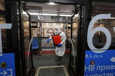 Medidas para evitar a propagação do coronavírus na Rússia serão ampliadas