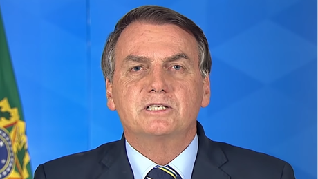 Pronunciamento de Bolsonaro em rede nacional provocou uma série de críticas de autoridades