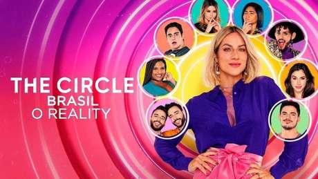 O reality 'The Circle Brasil' é apresentado por Giovanna Ewbank