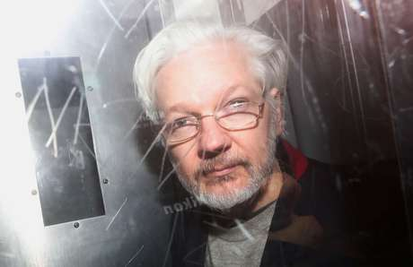 Julian Assange, fundador do WikiLeaks Londres, Reino Unido, 13/01/2020 REUTERS/Simon Dawson