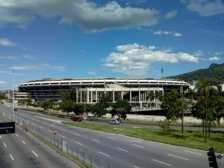 Campeonato Carioca está parado pela pandemia de coronavírus (Foto: Joel Silva)