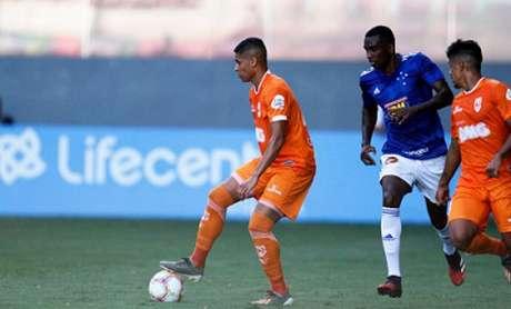 A derrota para o Coimbra causou a mudança no departamento de futebol da Raposa-(Henrique Chendes/Coimbra Sports)