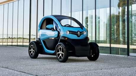 Renault Twizy: um projeto que poderia ser mais acessível.