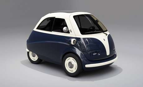 O Karo-Isetta, projeto da BMW, tem motor elétrico e custa 15 mil euros: assim fica difícil.