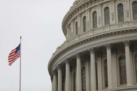 Capitólio dos EUA, em Washington 25/03/2020 REUTERS/Tom Brenner