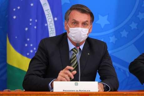 O presidente da República, Jair Bolsonaro, foi chamado de BolsoNero pela The Economist