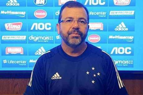 Enderson Moreira assume a Raposa para tentar levar o time de volta à Série A do Brasileiro-(Divulgação/Cruzeiro)