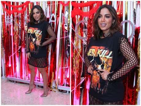 Anitta (Fotos: Reprodução/Instragram)