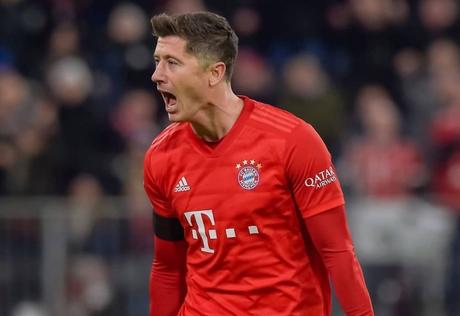 Robert Lewandowski, do Bayern de Munique, já havia doado 1 milhão de euros (cerca de 5,5 milhões de reais) (Foto: Divulgação/Lewandowski)