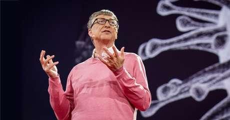 """Bill Gates alertou: """"Mundo não está preparado para pandemia"""""""
