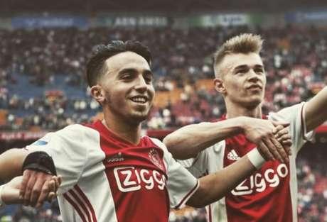 Depois de três anos, Abdelhak Nouri está acordado Reprodução/ Instagram