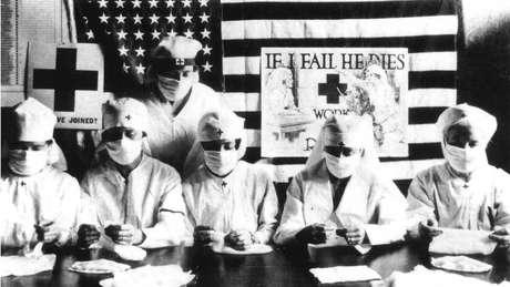 Economistas analisaram a recuperação econômica de cidades americanas após o fim da pandemia de gripe espanhola
