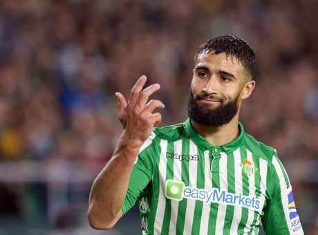 Fekir marcou sete gols com a camisa do Betis (Foto: CRISTINA QUICLER / AFP)