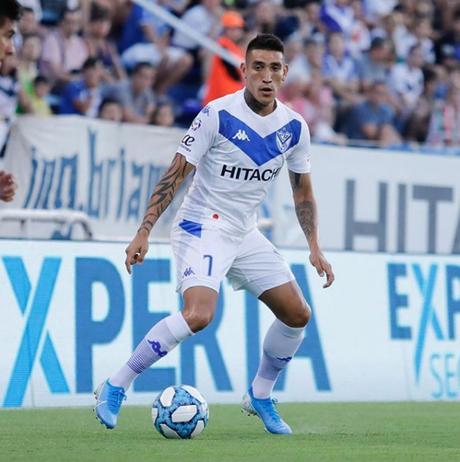 Centurión jogou um ano e meio com a camisa do São Paulo (Foto: Reprodução/ Instagram)