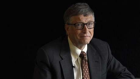 Bill Gates empenhou mais de US$ 10 bi para promover a imunização em países mais pobres