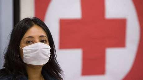 A pandemia atual tem o potencial de levar sistemas de saúde ao colapso