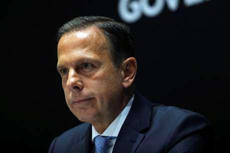 Governador de SP, João Doria 21/02/2019 REUTERS/Amanda Perobelli