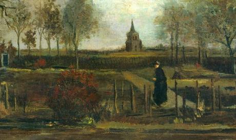 Quadro de Van Gogh foi roubado no dia do aniversário do artista holandês