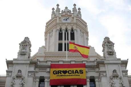 Espanha, que está em quarentena, ultrapassou a China no número de contaminados pelo novo coronavírus