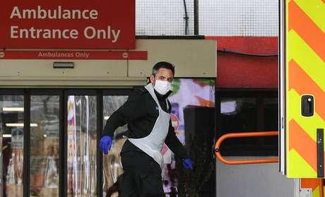 Reino Unido está em quarentena por conta do novo coronavírus