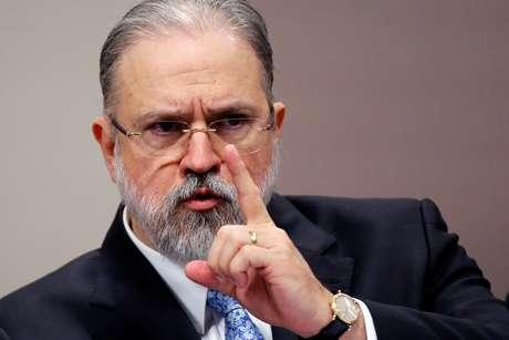 Augusto Aras, procurador-geral da República  25/09/2019 REUTERS/Adriano Machado