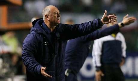 Felipão está de volta ao futebol: vai comandar o Cruzeiro (Foto: Divulgação/SEP)