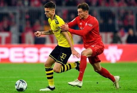 Retorno da Bundesliga deve acontecer no início de maio (Foto: CHRISTOF STACHE / AFP)