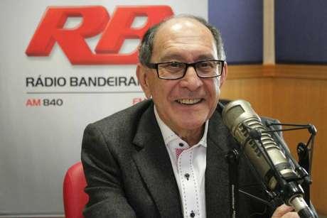José Silvério está de saída da Rádio Bandeirantes (Foto: Divulgação)