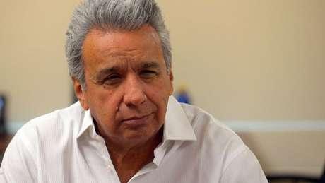 Presidente Lenín Moreno criou força-tarefa para lidar com o impacto da pandemia