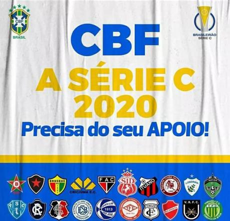 Clubes da Série C pedem ajuda da CBF (Foto: Reprodução)