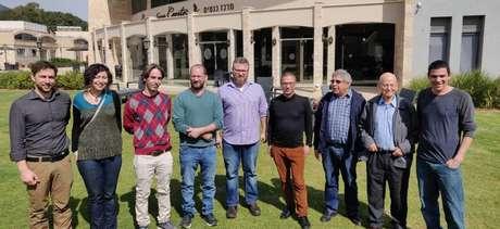 Grupo de pesquisa em biotecnologia do Instituto de Pesquisas da Galileia