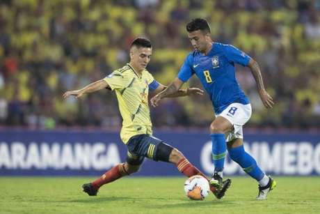 Matheus Henrique é um dos jogadores que se beneficiaria com a mudança na regra (Lucas Figueiredo/CBF)