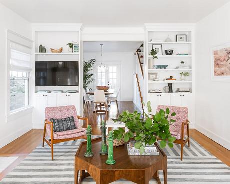 1. O tapete pode ser utilizado de diversas formas em uma decoração de ambiente – Foto: Divina Haus