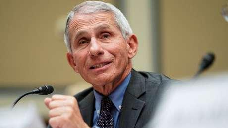 Anthony Fauci é a autoridade de maior prestígio em doenças infecciosas nos EUA