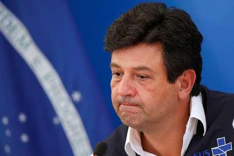 Ministro Luiz Henrique Mandetta 03/04/2020 REUTERS/Adriano Machado