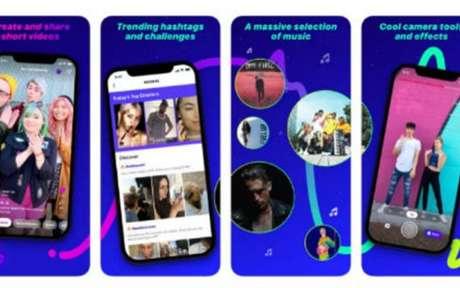 O Lasso, cópia do TikTok feito pelo Facebook: preocupação de Mark Zuckerberg