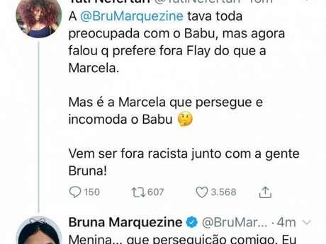 Bruna Marquezine se defende ao ser chamada de 'racista'