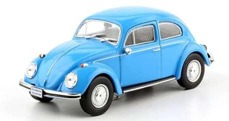 Volkswagen Sedan 1500: um dos modelos clássicos em miniatura.