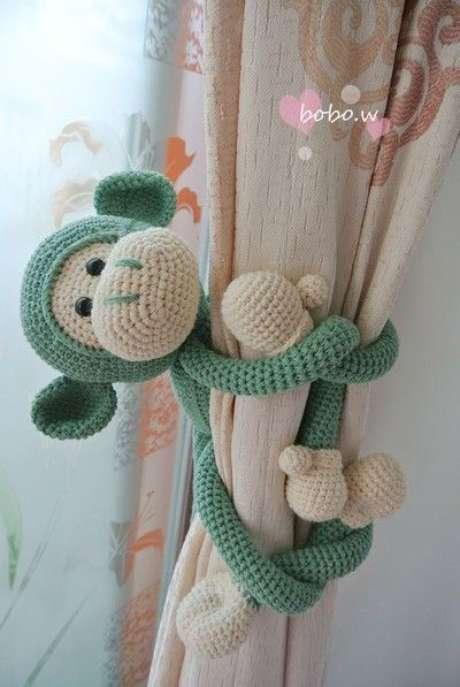 Macaco Receita de Amigurumi de Crochê por Little Bear Crochets | 687x460
