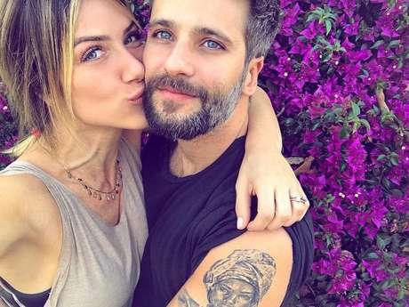 Sexo e pior entrevistado: Giovanna Ewbank abre jogo em brincadeira com o marido, Bruno Gagliasso